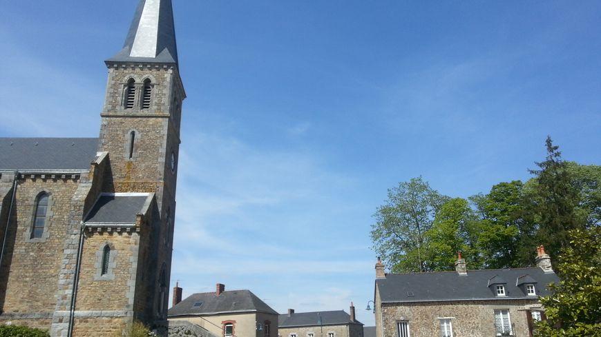 Le village de Montflours