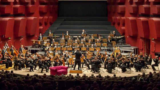 L'Orchestre philharmonique de Strasbourg