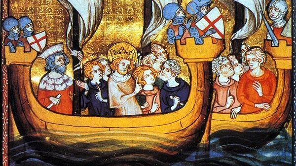 La musique au temps des croisades, par Martin Aurell (2/2)