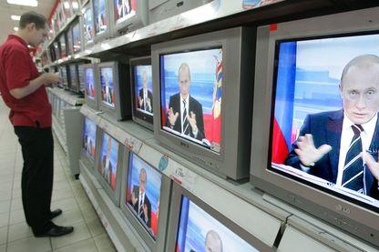 Télévisions en Russie