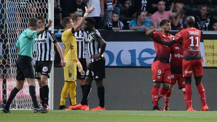 Le DFCO s'est fait peur face à Angers.