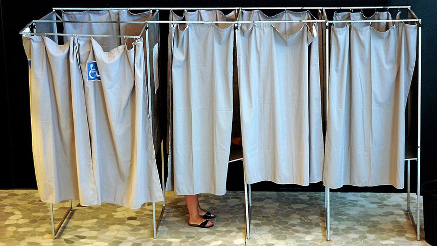 Résultats du premier tour de la présidentielle en Occitanie.