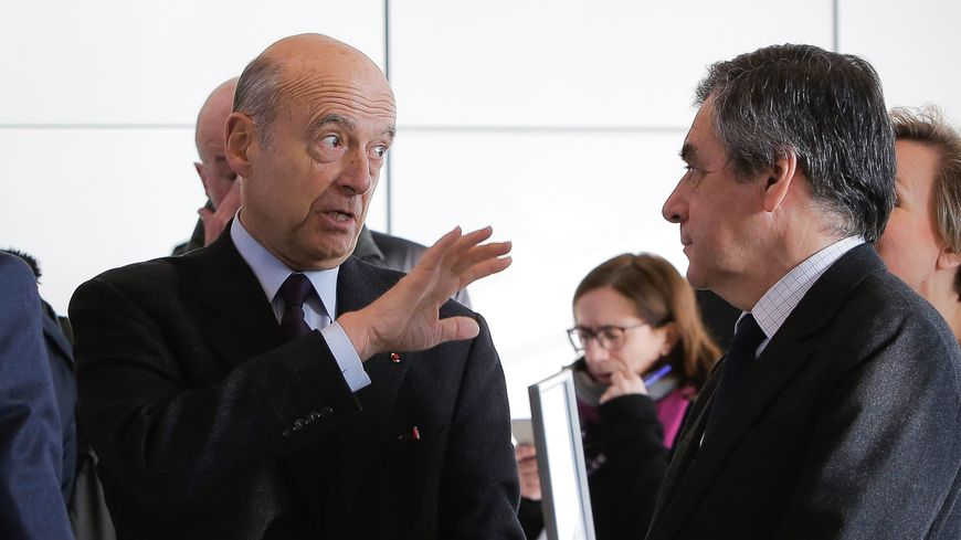Le 25 janvier, Alain Juppé accueille François Fillon à Mérignac. Le PénélopeGate éclate le même jour.
