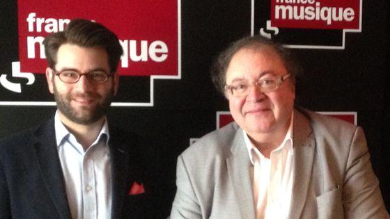 Clément Rochefort et Frédéric Lodéon