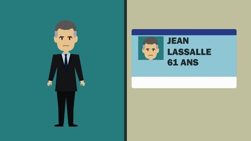 Jean Lassalle est maire de sa commune du Béarn depuis qu'il a 21 ans