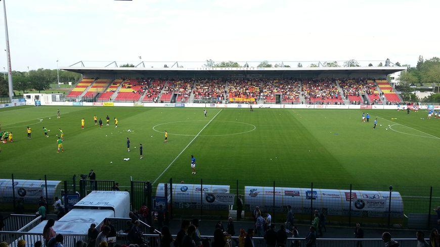 Le Stade de la Source à Orléans