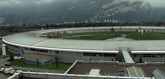 Le synchrotron de Grenoble