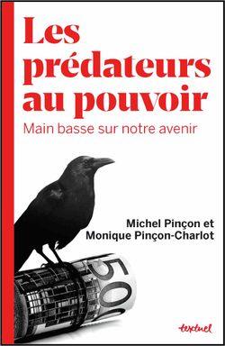 """Couverture du livre """"Les prédateurs au pouvoir"""""""
