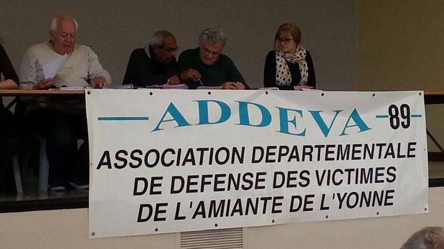 Assemblée générale de l'ADDEVA 89 à Saint-Denis-les-Sens