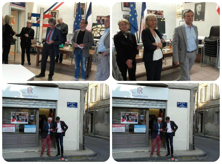Déception des militants et des élus LR à Avignon