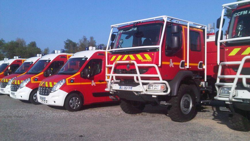 Pompiers (photo illustration)