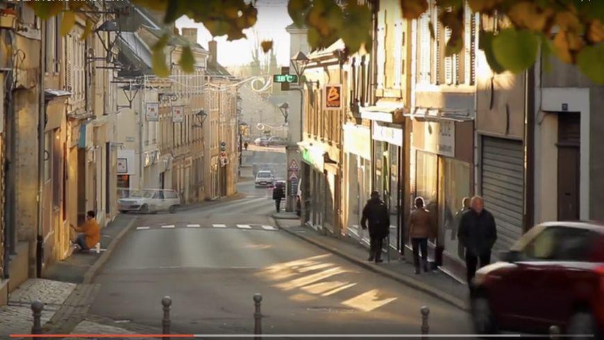 La mairie de Buzançais a publié une vidéo pour présenter son projet de nouveau centre-ville
