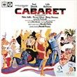Cabaret original London Cast MASTERWORKS BROADWAY