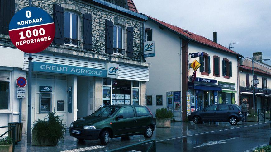 Les commerçants basques sont nombreux à se plaindre des charges.