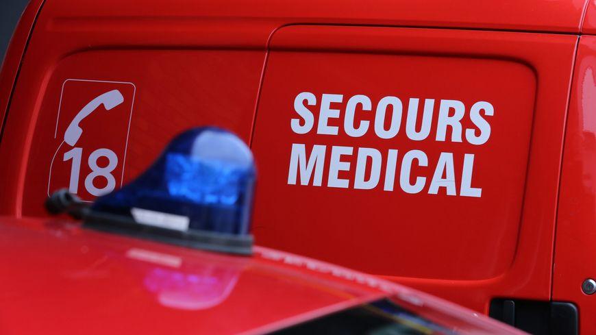 Légèrement blessé, le conduteur du poids lourd a été hospitalisé