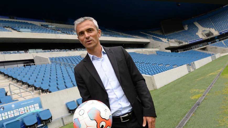 Arnaud Tanguy avait connu face à Marseille sa 3e et dernière titularisation en Ligue 1 avec le SM Caen
