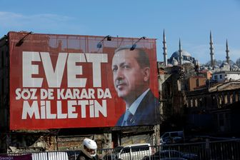 Erdogan est devenu l'interlocuteur incontournable