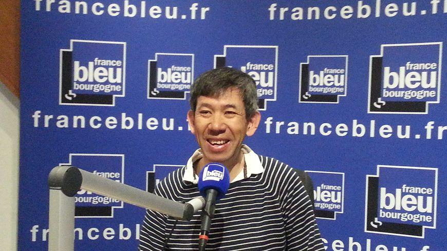 Michel Duong est le responsable du Centre de vaccination de Côte-d'Or