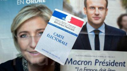 Le second tour de la présidentielle se jouera entre Emmanuel Macron et Marine Le Pen