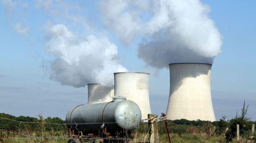Il y a 19 centrales nucléaires sur le territoire français (ici la centrale de Cattenom).