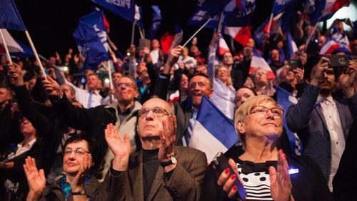 Nationalismes et populismes : l'autre visage de l'Europe (2/4) : Des militants galvanisés et décomplexés