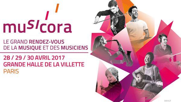 France Musique au Salon Musicora - édition 2017