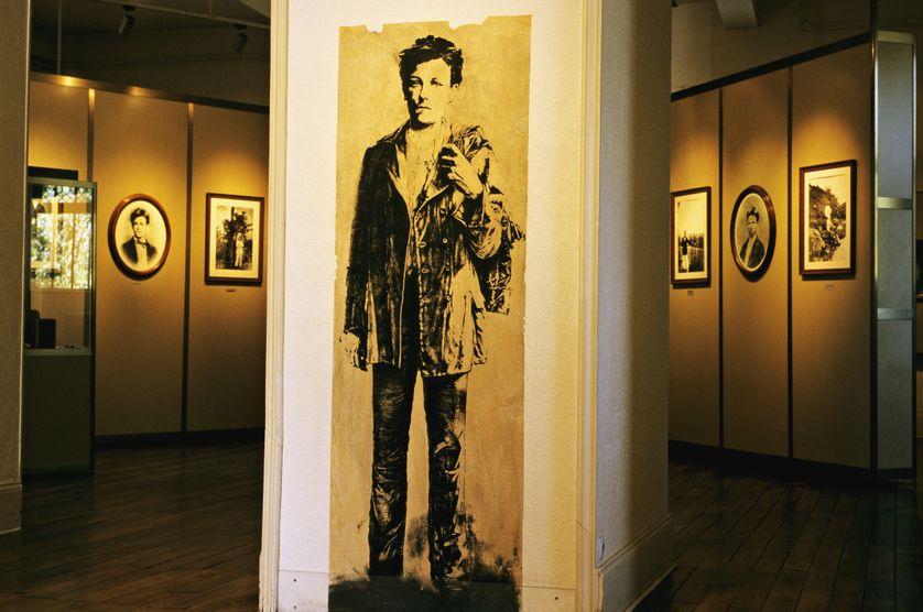 Charleville Mezières, Musée Arthur Rimbaud