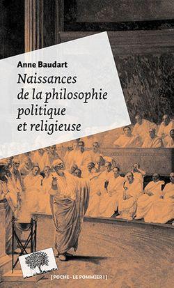 Naissances de philosophie politique et religieuse