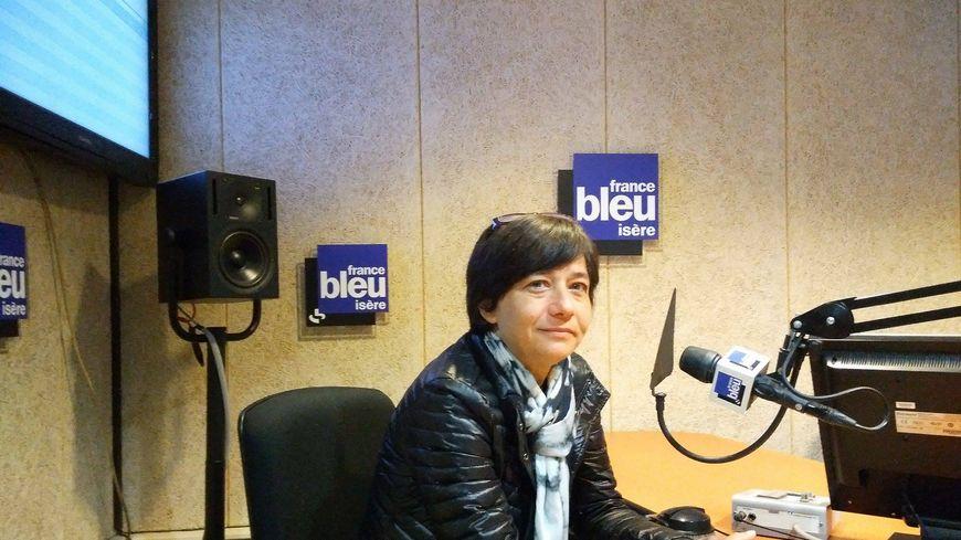 Elisa Martin a choisi de soutenir Jean-Luc Mélenchon à la présidentielle