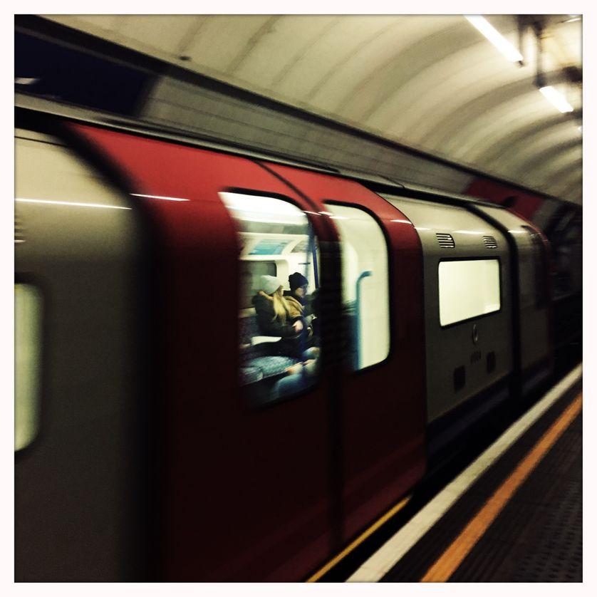 Tube londonien