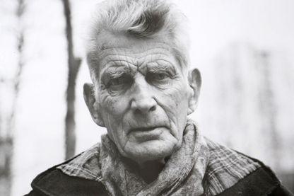 portrait sans date de Samuel Beckett