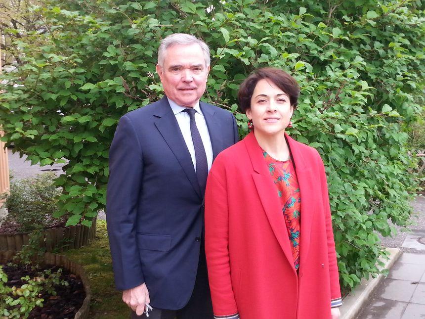Annabel André-Laurent sera la candidate LR sur la 1ère circonscription de Haute-Savoie, le député sortant Bernard Accoyer sera son suppléant