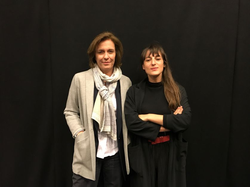 Laurence Equilbey & Juliette Armanet