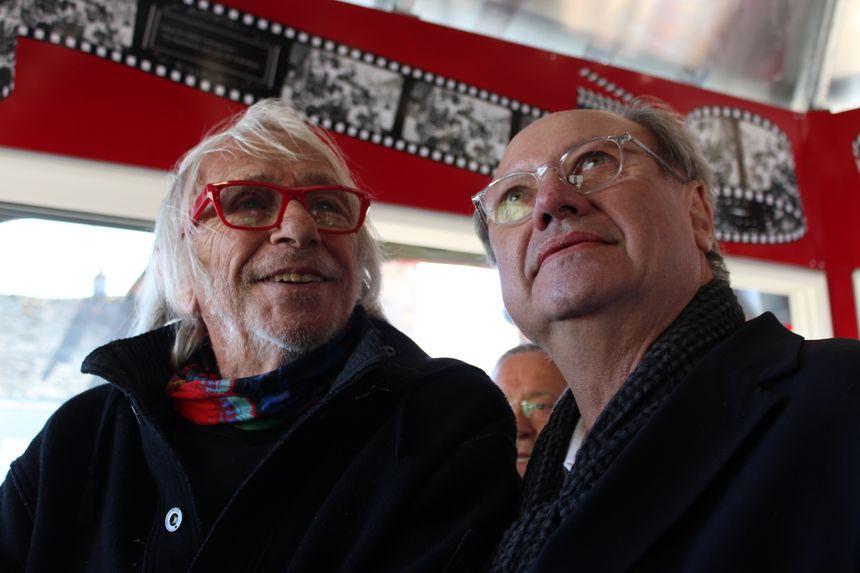 Pierre Richard et Jérôme Deschamps héritiers de l'oeuvre de Tati
