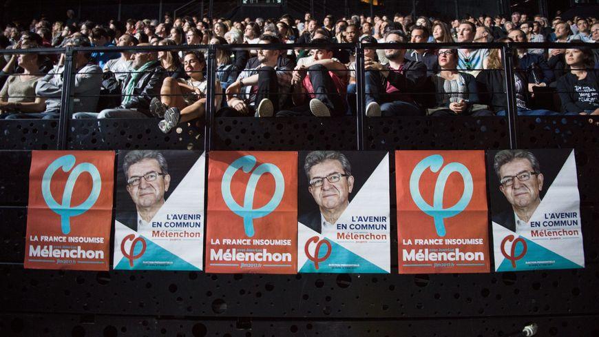 foto de France Insoumise dans la Loire : avec les communistes l'avenir en commun n'est pas simple