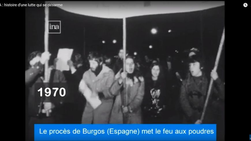 Le procès d'une trentaine de militants à Burgos en 1970 révèle au monde entier l