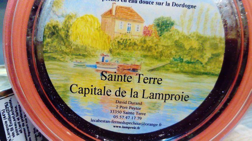 Conserve de Lamproie