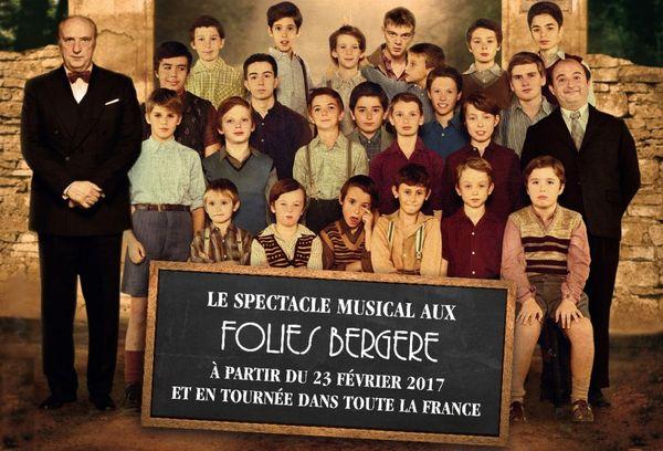 Les Choristes Comédie musicale