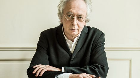 Philippe Herreweghe, chef d'orchestre