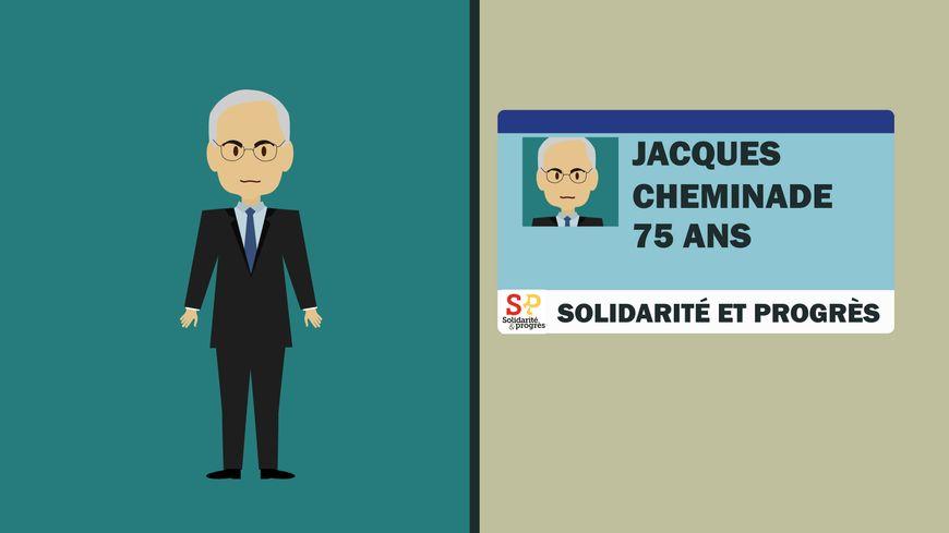 Jacques Cheminade se présente pour la troisième fois à la Présidentielle