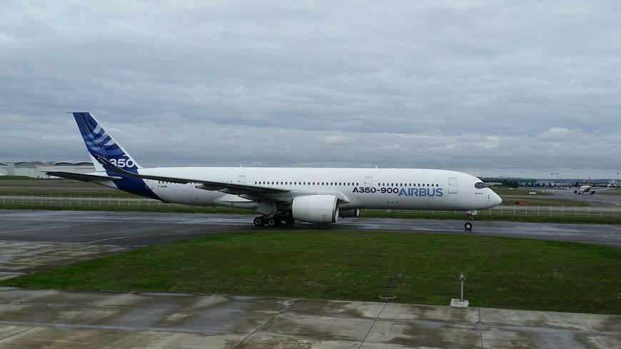l'Airbus A 350-900