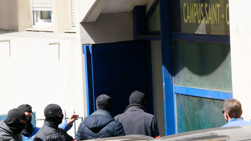 Attentat déjoué à Marseille rue de Crimée