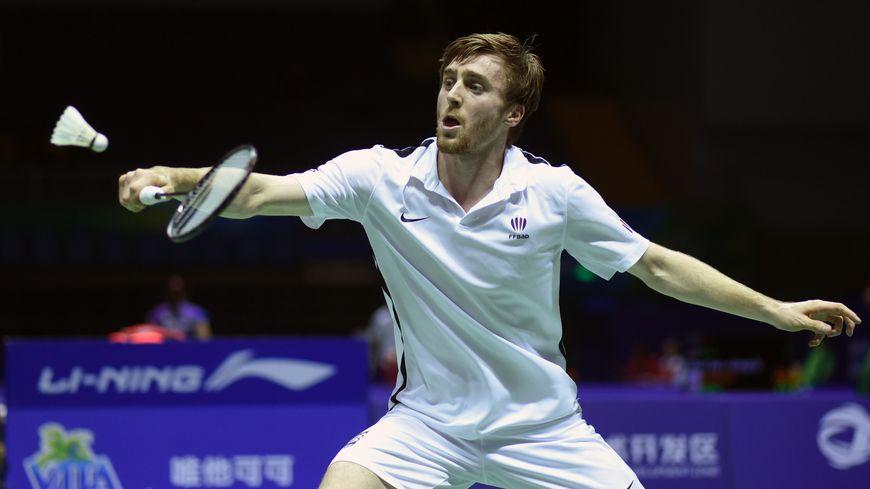 Lucas Claerbout est classé au 70e rang mondial.