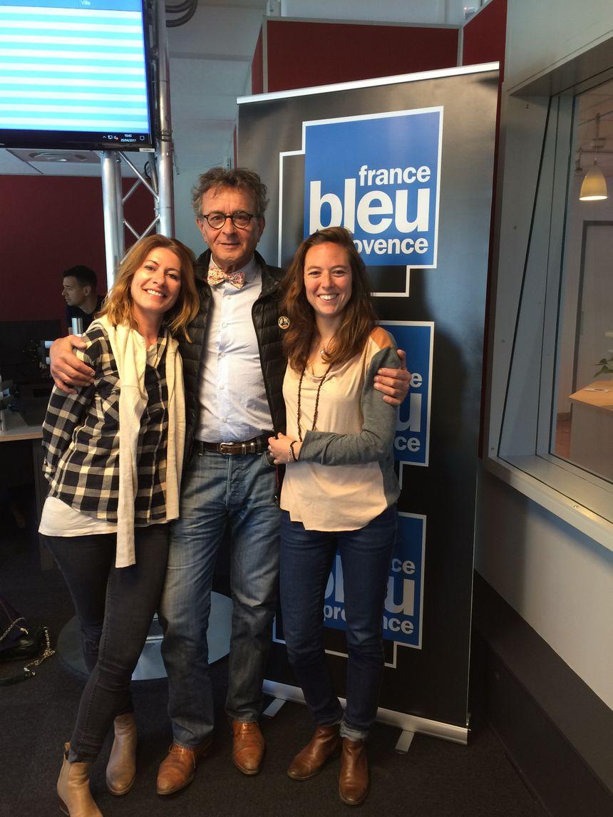 Karen (Dolce Italia) et Hervé (La Boutique Gourmande) sont les invité-es de Mélanie Masson