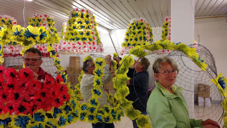 Des cloches en fleurs sont bientôt prêtes
