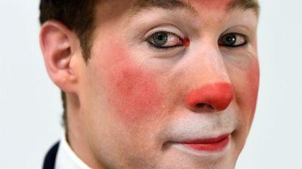 le clown icaunais Joanes