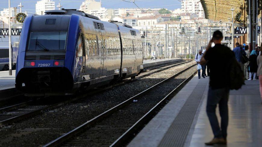 Les TER criculent habituellement entre Lyon et Le Puy en Velay.