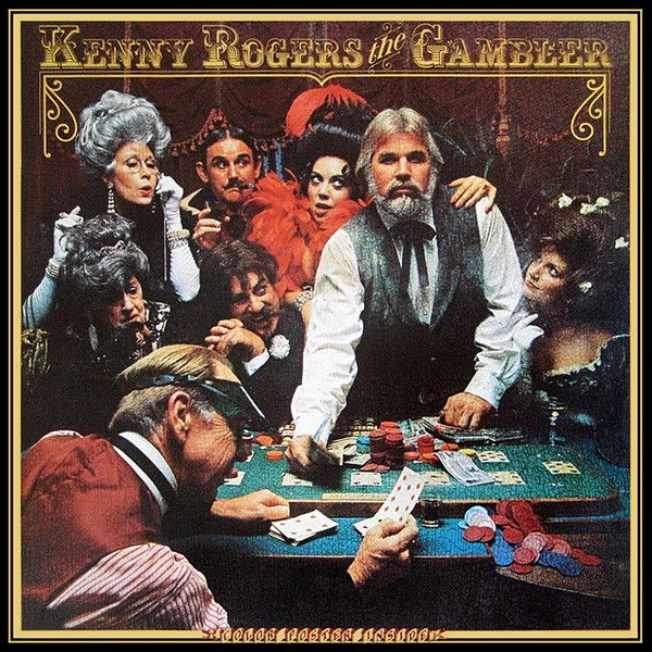 Kenny Rogers – The Gambler (United Artists Records, 1978)