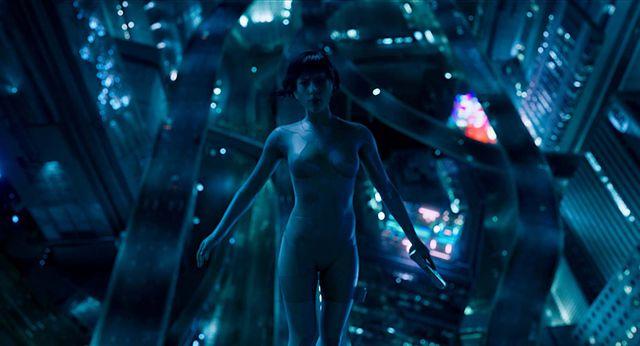 """""""Ghost in the Shell"""" de Rupert Sanders, avec Scarlett Johansson, Takeshi Kitano…"""