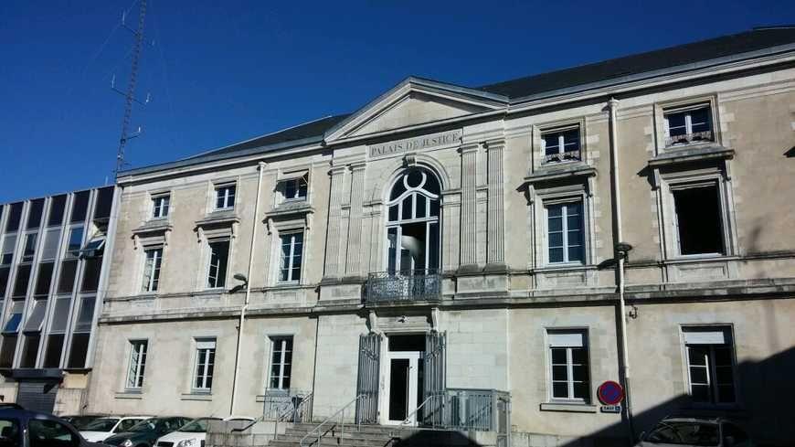 Le palais de justice de dax où sera jugé Christophe Bardin
